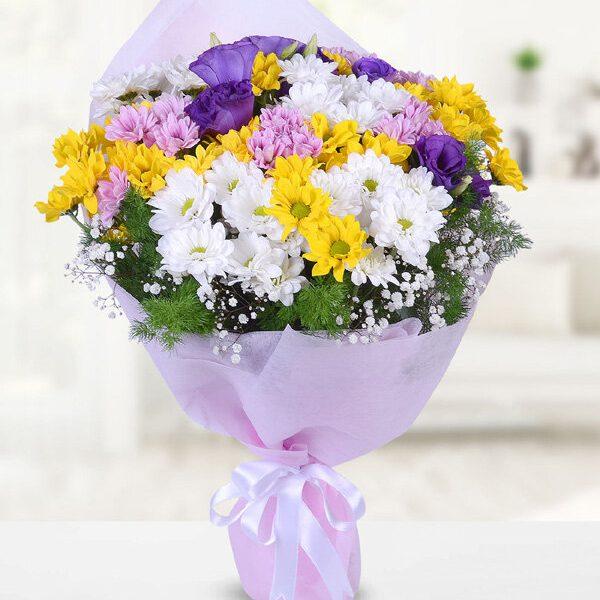 Kırıkkale Karışık Kır Çiçeği Buketi
